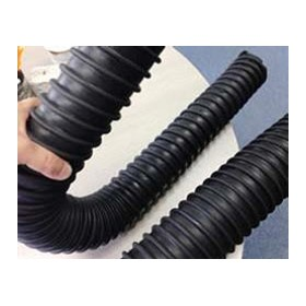 Hose Reel Flex (HRF) Flexible Hose for Vehicle Exhaust Extraction