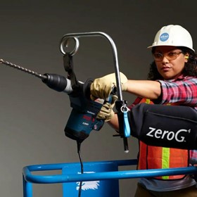 Zero GTool Balancing System | Payload EWP Mountable System