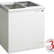 Pacific Glass Sliding Lid ICS  Freezer | IG 2 188 ltr