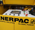 The Enerpac EVO unit with touch screen