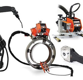 Kemppi's new mechanised and robotic welding systems set new benchmark