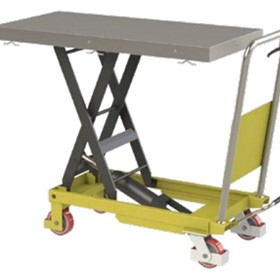 Veterinary Scissor Lift Trolleys