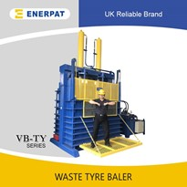 Waste Tire Baler | Old Tyre Baler | Tyre Compactor | Tire Baling Press