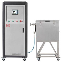 Hylec Controls' Hydrostatic and Burst Testing Machine