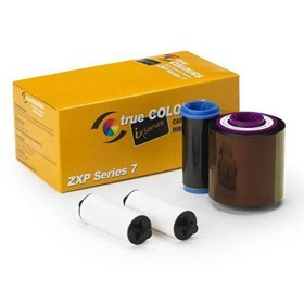 2500 Images Colour Printer Ribbon | ZXP7 - Resin K