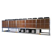 Evaporative Cooled Chillers