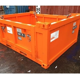 10ft Basket Offshore DNV Cargo Container