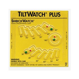 Shockwatch | Tilt Indicators | Tiltwatch Plus