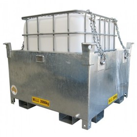 Bin Lift Container Transport & Protection Equipment - LBCB003