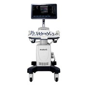 SC50 Veterinary Trolley Colour Doppler Ultrasound System