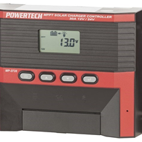 MPPT Solar Power Charge Controller 12V/24V 30A | PowerTech