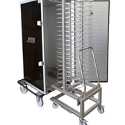 ScanBox Banquet Master for 20 Tray Houno Trolley