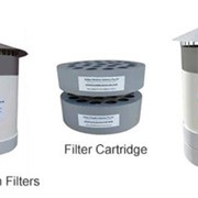 Activated Carbon Odour Vent Filter | 300mm