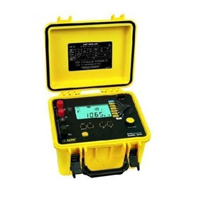 AEMC 6240 Low Resistance Micro-Ohmmeter Ductor Tester