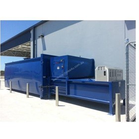 Stationary Compactor S1500 | Cardboard Boxes & General Waste