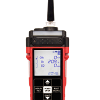 Portable Methane Monitor measuring PPM/LEL/VOL%