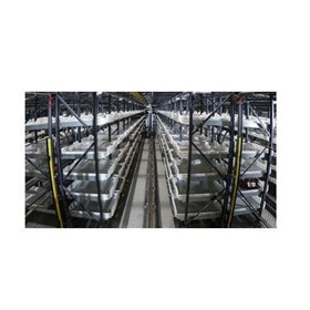Baggage Handling System- CrisStore® Baggage Storage Solution