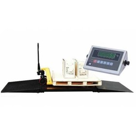 Low Profile Pallet Scale | WB-A100