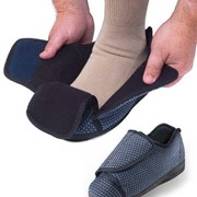 Extra Wide Swollen Feet Diabetic Slippers