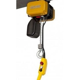 Hasemer | Hoists | GIS Electric Chain Hoists