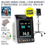 Northern Meditec Taurus E Plus Patient Monitor Pack | NORTAURUSEPKITST