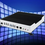 4K Fanless Digital Signage Player | iBase Technology SI-623-N