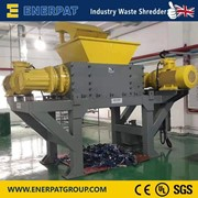 Commercial Two Shaft Shredder Factory Bulky Waste Shredder