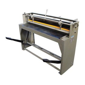 Sheetmetal Guillotine | 1320 x 1.2mm Capacity | Model TG412