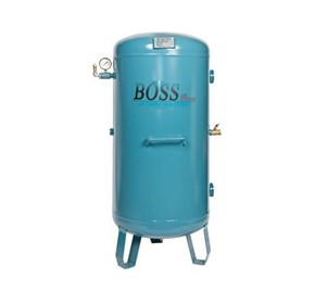 BOSS - 220 Litre Vertical Air Receiver Tank - BT220L