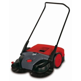 677 Industrial Battery Floor Sweeper
