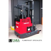 Zoned Forklifts
