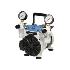 Membrane Dry Vacuum Pump / Compressor | VCP 80 and VCP 130