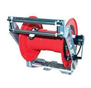 Fire Dog Hose Reels | Large Capacity FD-LC Series