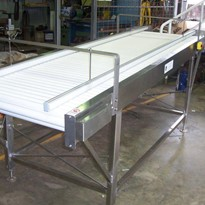 KW Fruit Inspection / Grading Conveyor