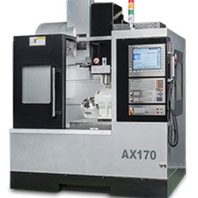 CNC Machining Centre | Pinnacle Trunion Series - AX170 - Ø170mm Table