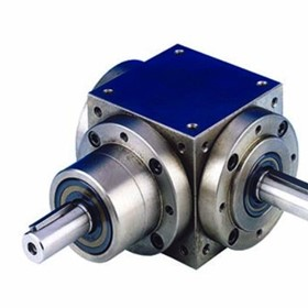 STM Right Angle Bevel Gearbox Z Series