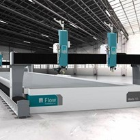 Flow Mach 700 Waterjet Cutting Machines