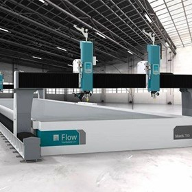 Mach 700 Waterjet Cutting Machines