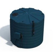 Water Tanks | 2,550L Bushmans Blue Station - Dispensing System