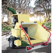 Wood Chippers I R340 Wood Chipper Mulcher