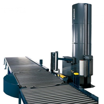 Q1000 Automatic Conveyorised Stretch Wrapper