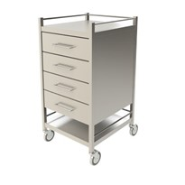 4Healthcare | Hospital Trolley | Ward 4H102D4