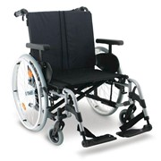 Rubix Self Propelled Bariatric Wheelchair