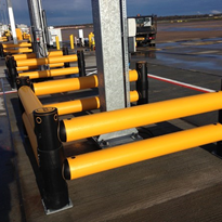 Column Protection | A-SAFE | Atlas iFlex Barrier