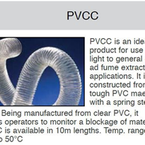 Mineflex & PVCC Flex Flexible Ducting