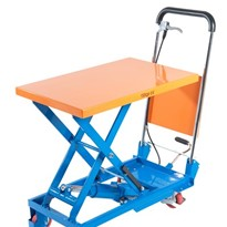 Pacific Hoists | Scissor Trolleys
