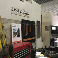 Twin Pallet Machining Centre | Litz-Hitech LH-630B