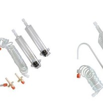 Syringes for CT, MRI and Cathlab Contrast Media Injectors.