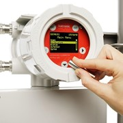 KATflow 180 Gas Clamp On Ultrasonic Transmitter
