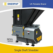 Single Shaft Shredder | Wood Pallet Shredder